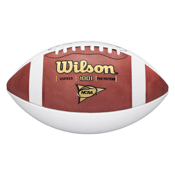 AUTOGRAPH FOOTBALL NCAA LOGO