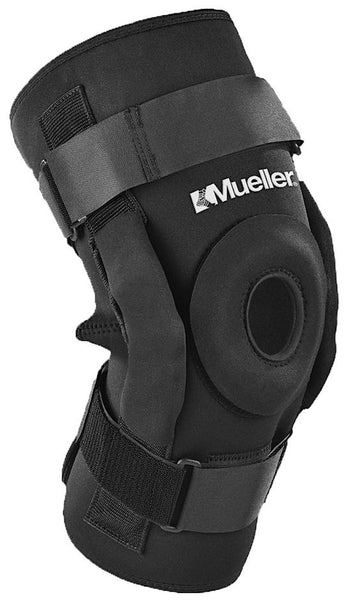 KNEE BRACE HINGED DELUXE