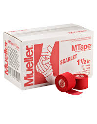 M-TAPE RED (CASE)