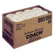 "ATHLETIC TAPE  1.5""  COACH (5188)"