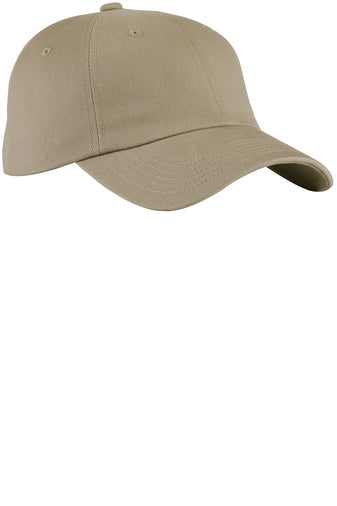 Port Authority Brushed Twill Cap