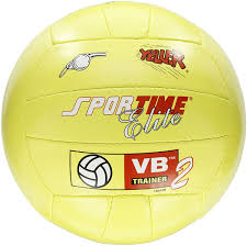 VOLLEYBALL TRAINER- ELITE YELLOW