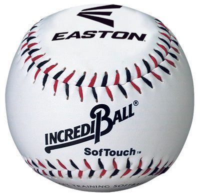 "10"" SOFT TRAINING BALL WHITE"