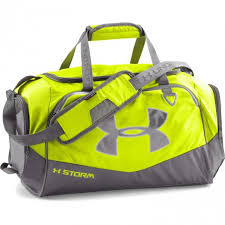 Under Armour duffle bag