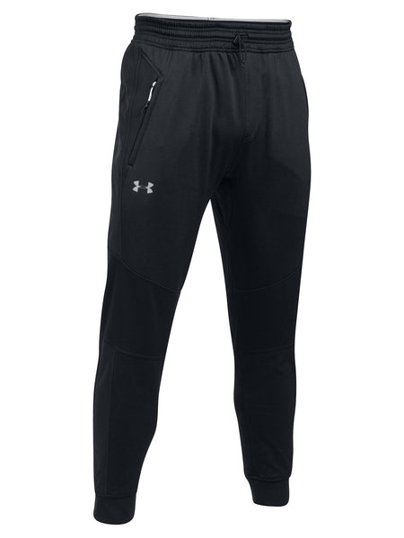UA Hustle Fleece Jogger Pants
