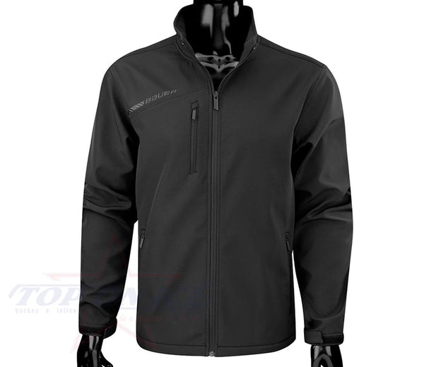 Bauer youth softshell jacket