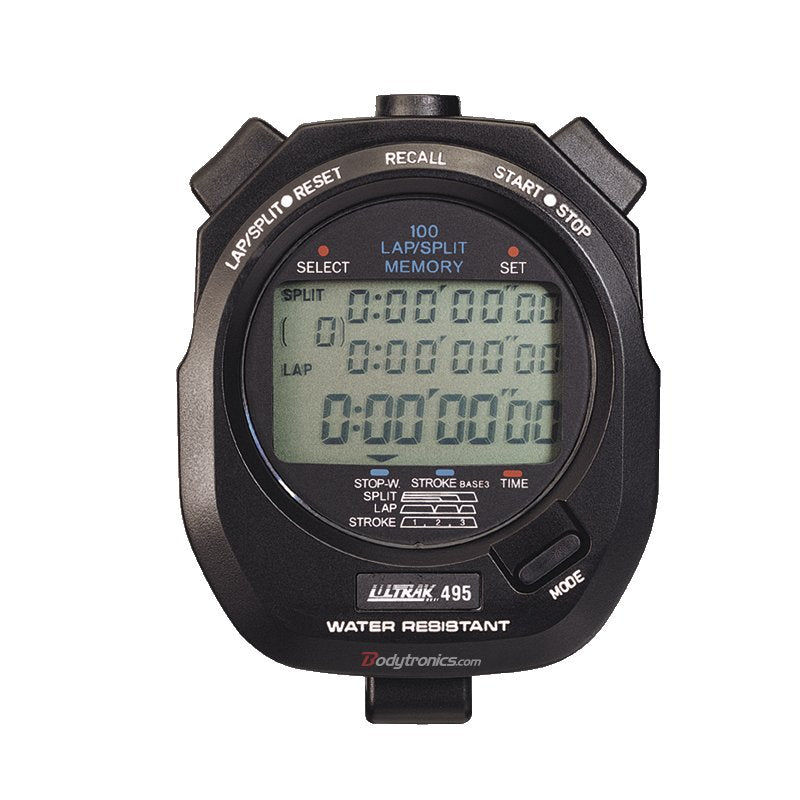 STOPWATCH ULTRAK 100 DUAL SPLIT