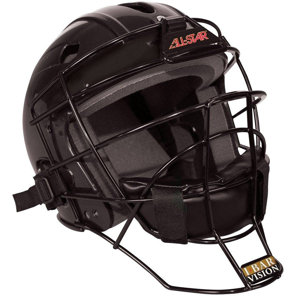 CATCHERS HELMET/MASK COMBO