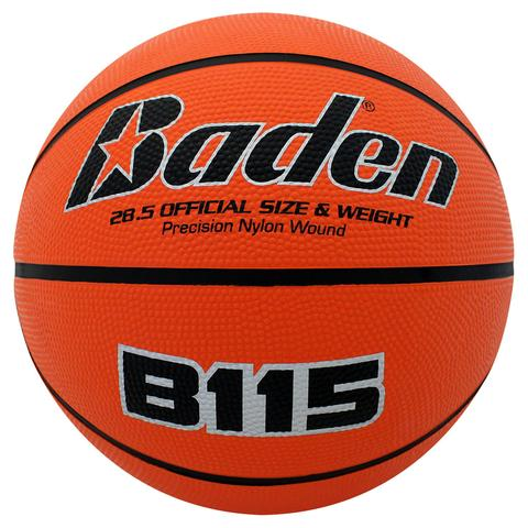 BASKETBALL RUBBER 28.5