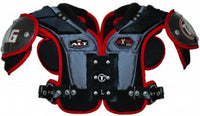 ADULT ALT III HEX-TEC OL/DL SHOULDER PAD