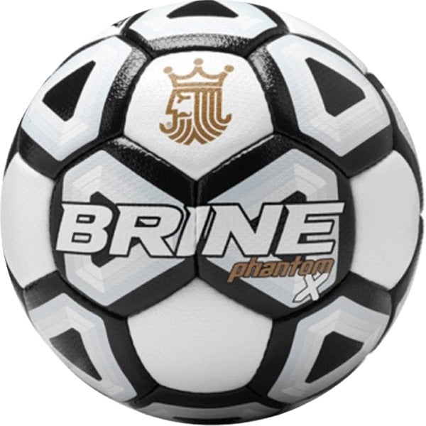 Brine Phantom Soccer Ball Black