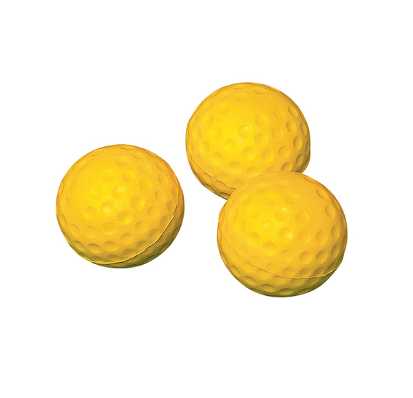 Sportime Foam Safety Golf Balls