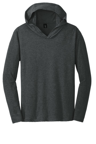 District Made Mens Perfect Tri Long Sleeve Hoodie