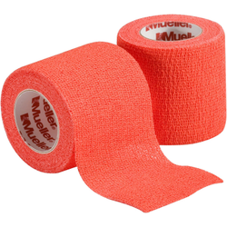 "2"" COHESIVE SPATTING TAPE ORANGE ROLL"