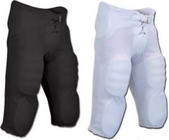 FOOTBALL PANT INTEGRATED YOUTH XS