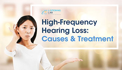 High-Frequency Hearing Loss: Causes & Treatment