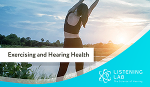 How Your Exercising Activities could be Damaging Your Hearing