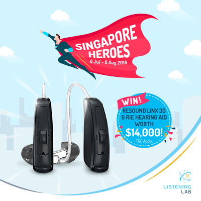 [Giveaway Contest] Singapore Incredibles: Family Heroes