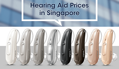Hearing Aid Prices in Singapore