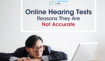 Online Hearing Tests - Reasons They Are Not Accurate