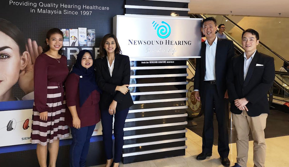 Newsound Hearing Sdn Bhd acquisition