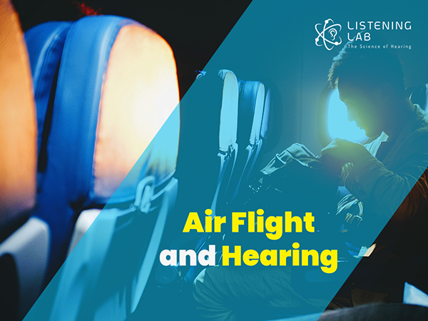 Relieving Ear Pressure from Flying