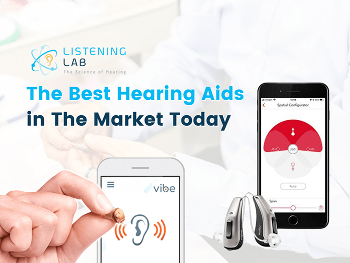 Best Hearing Aids in the Market Today