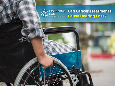 can cancer treatment cause hearing loss