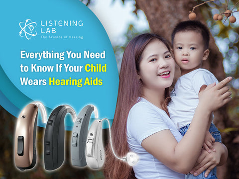 child hearing aids