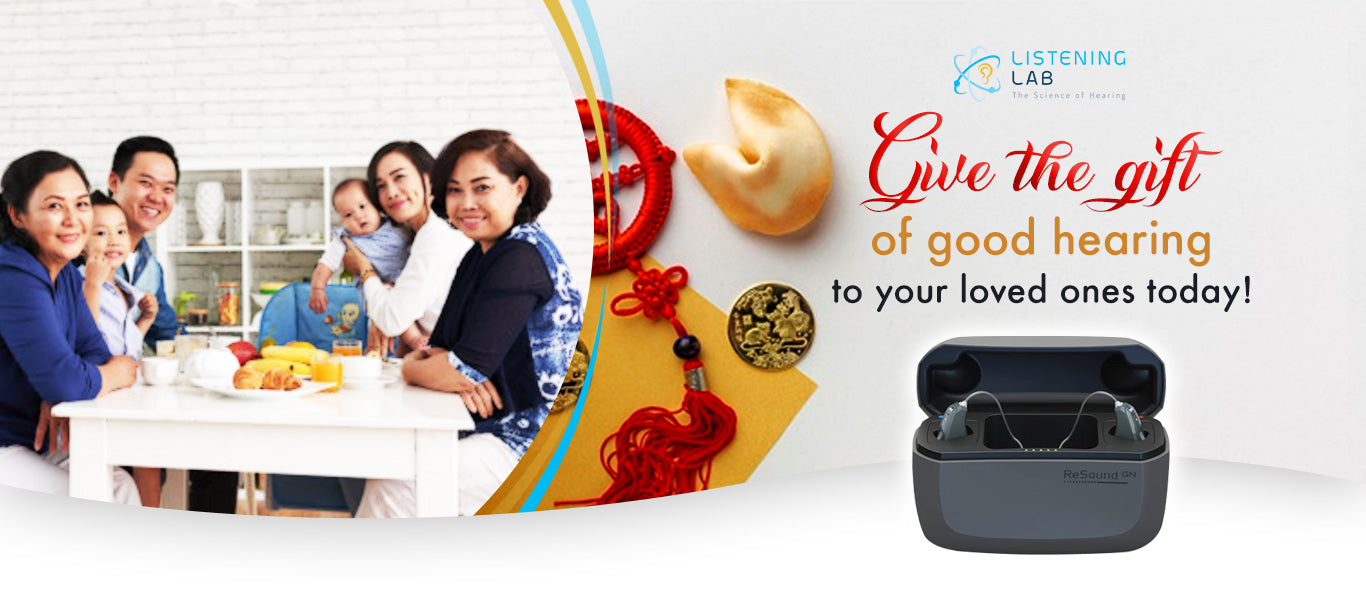 Celebrate Chinese New Year with the Gift of Good Hearing