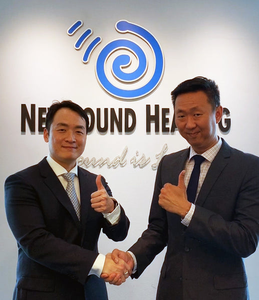 Kelvin Lee & NewSound Hearing