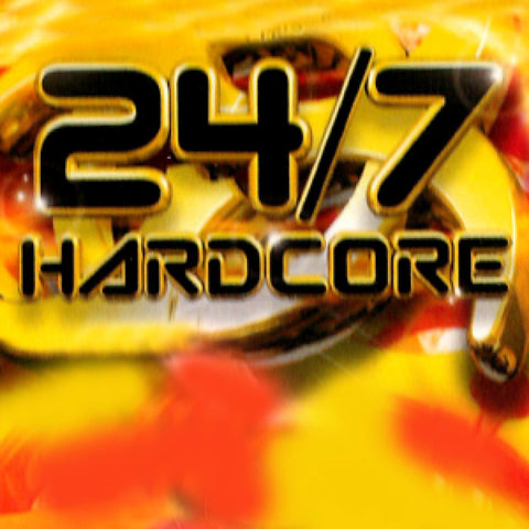 24/7 Hardcore - Pack of 2 Records
