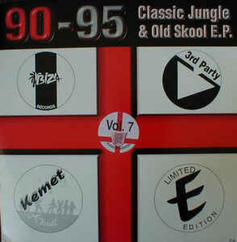 90-95 Classic Jungle and Old Skool E.P. Volume 7