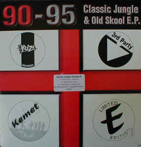 90-95 Classic Jungle & Old Skool EP Volume 9
