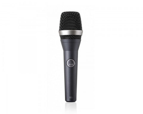 AKG D5 Supercardioid Maximum Gain Dynamic Vocal Mic