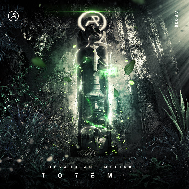 "Totem EP - 2 x 12"" DOUBLE EP"