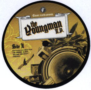 Big Bad & Heavy Pt 2 (Youngman - The Youngman EP) - DOUBLE VINYL