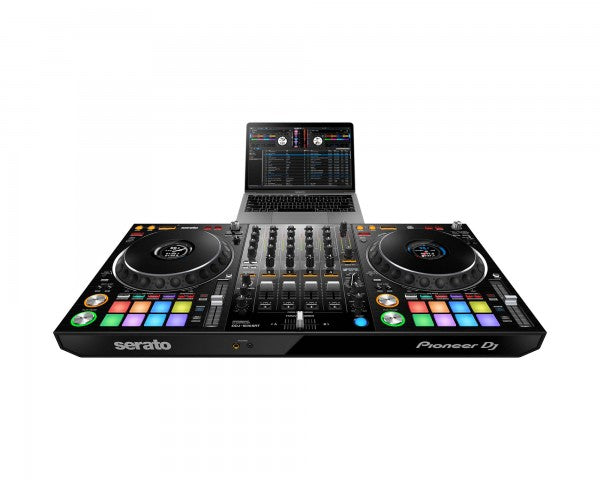 DDJ-1000SRT 4Ch DJ Controller with FX for Serato DJ Software