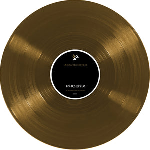 Phoenix / Tears In Rain - LIMITED EDITION GOLD VINYL