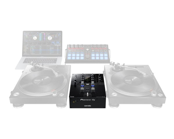 DJMS3 Two-Channel Mixer for Serato DJ and Serato DVS