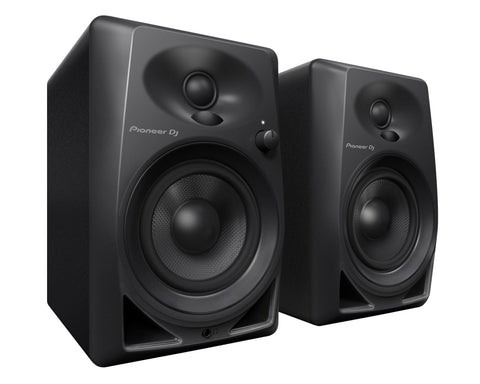 "DM40 2-Way 4"" Active Desktop Monitor 21W PAIR BLACK. Available end of July"