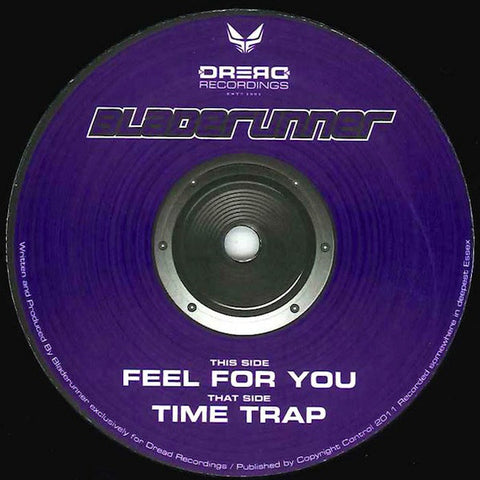 Feel For You / Time Trap