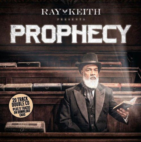 Ray Keith - The Prophecy 20 track double CD