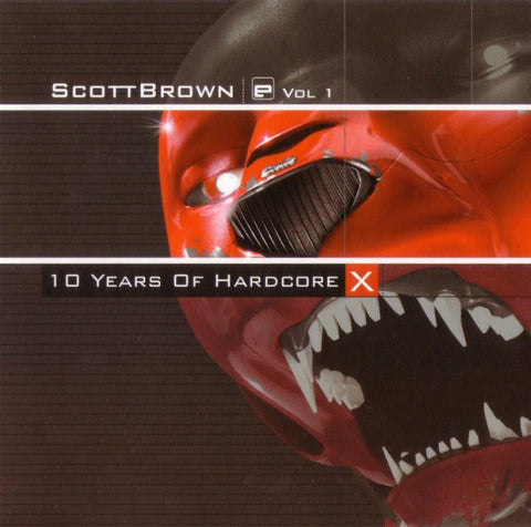 10 Years Of Hardcore Vol 1