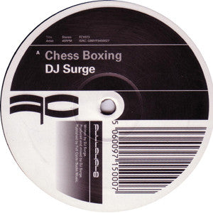 Chess Boxing / Countdown