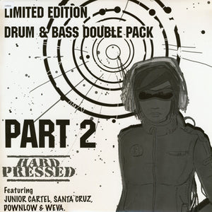 Hard Pressed Part 2 - DOUBLE VINYL EP