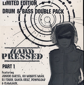 Hard Pressed Part 1 - DOUBLE VINYL EP