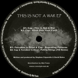 This Is Not A War EP