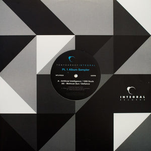 Ten Years Of Integral - Pt. 1 Album Sampler-BACK IN STOCK