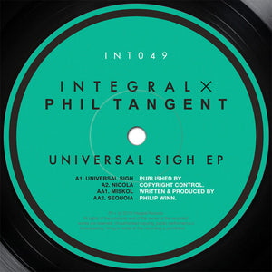 Phil Tangent-Universal Sigh EP